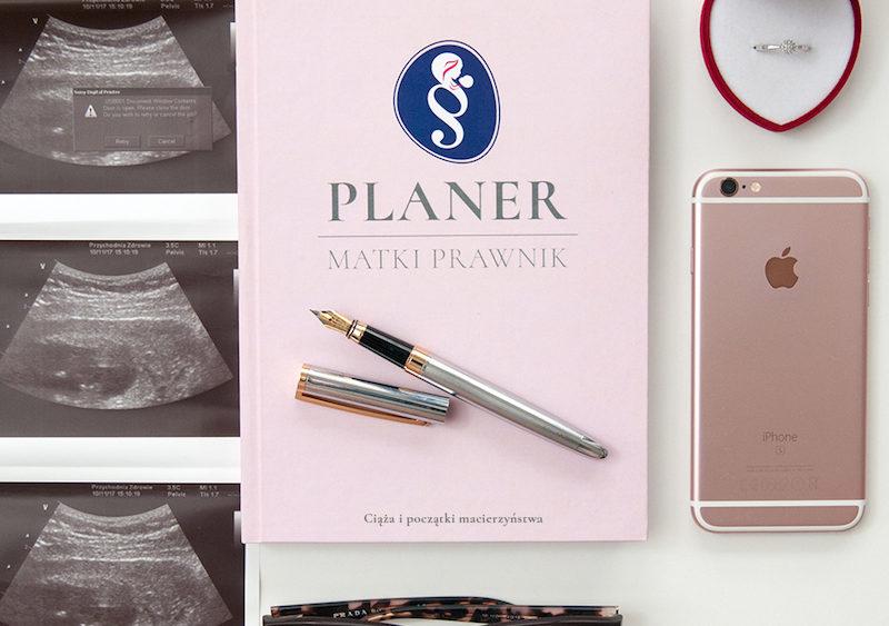 Planer dla kobiet Ciąża i początki macierzyństwa